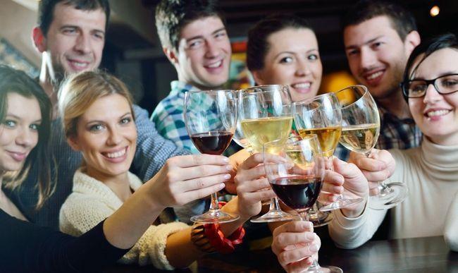 10 Советов как не пьянеть от спиртных напитков