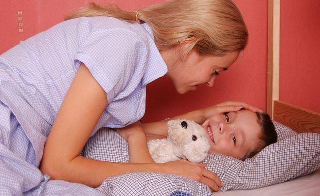 5 Главных факторов развития невроза у ребенка