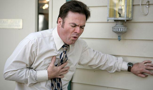 5 Признаков приближения инфаркта