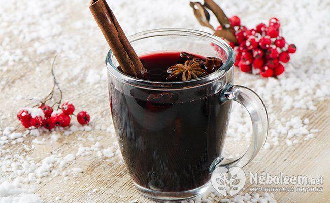 7 Полезных напитков зимой
