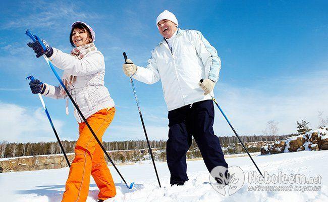 7 Причин научиться кататься на лыжах