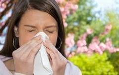 Аллергия на пыль: симптомы, лечение