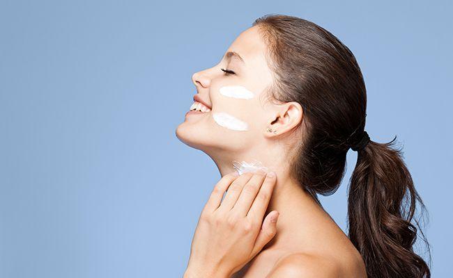 Антивозрастные средства по уходу за кожей