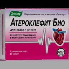 Атероклефит био