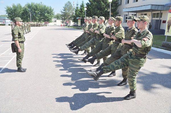 Берут ли в армию с плоскостопием?