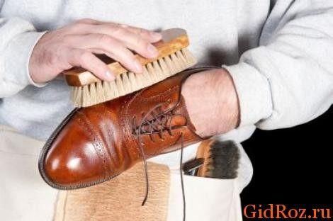 Эти простые советы помогут содерж ать обувь в чистоте не только снаружи, но и изнутри!