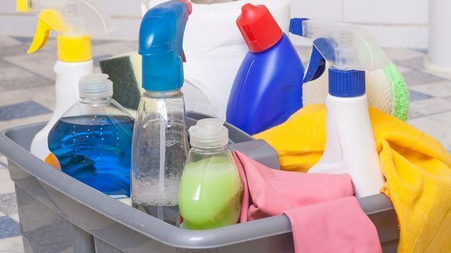 Бытовая химия: удобство во вред здоровью