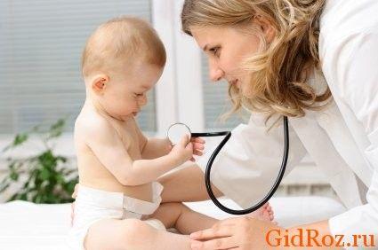 Для осмотра ребенка и постановки правильного диагноза пригласите домой медсестру!