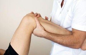Деформация коленных суставов
