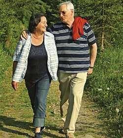 Доказано, что пешие прогулки значительно снижают вероятность возникновения инсульта