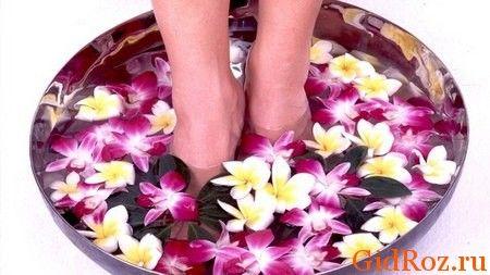 Побалуйте свои ручки и ножки ванночками! Регулярное применение этого метода поможет уменьшить проблему!