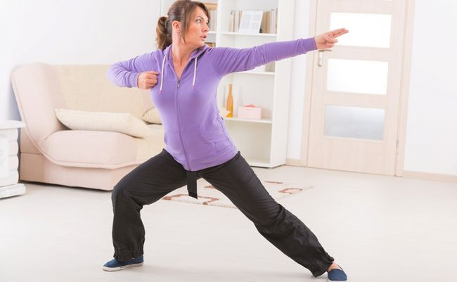 Упражнения гимнастики цигун