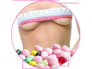 Как действуют таблетки для увеличения груди
