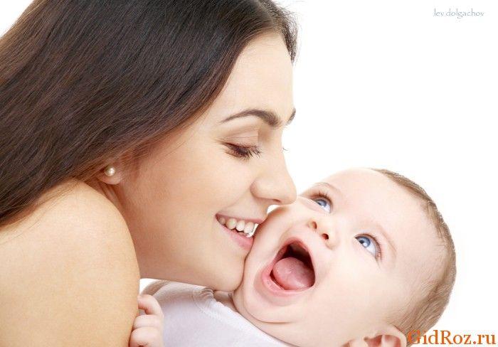 Как избавиться от потнички у новорожденных