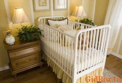 Комната малыша должна регулярно проветриваться! Тогда у сыпи будет меньше шансов!