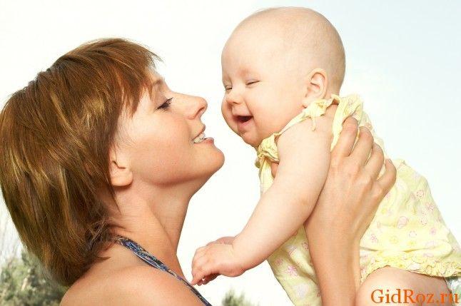 Что происходит с организмом после родов?