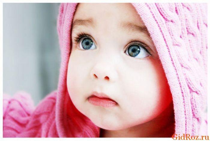 Лечим сыпь у ребенка