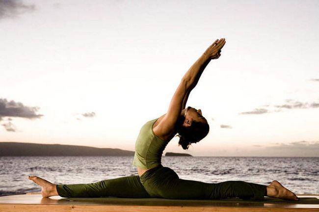 Как сесть на шпагат в домашних условиях за 10 минут: упражнения в картинках