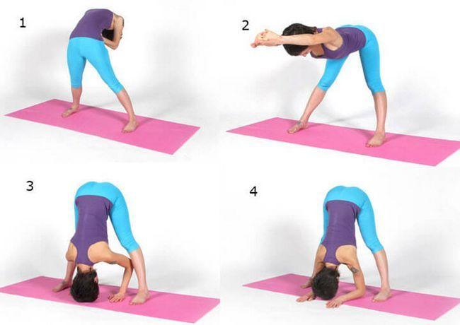 Эффективные упражнения для шпагата