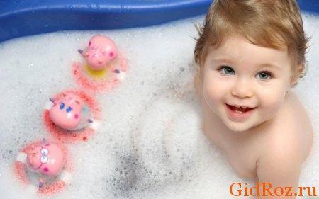 Независимо от возраста, гигиена остается важным моментом в жизни ребенка!