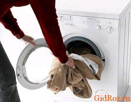 Спасительное изобретение человечества - стиральная машинка! Тут главное - только правильно выбрать порошок!