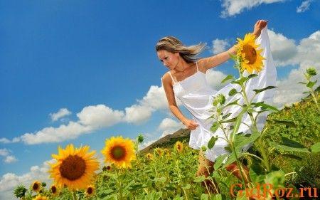Свободная одежда из натуральных тканей - комфорт в жару и спасение от кожных проблем!