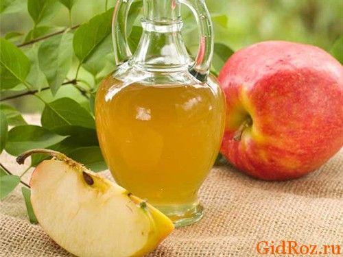 Знаменитое средство для ног - яблочный уксус! Он не только устраняет запах, но и нормализует потоотделение!