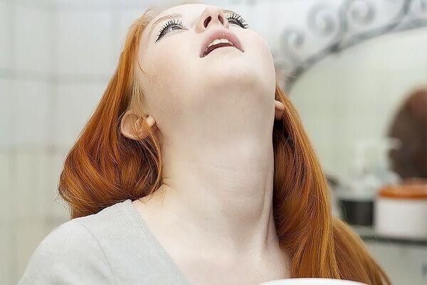 Календула для полоскания горла