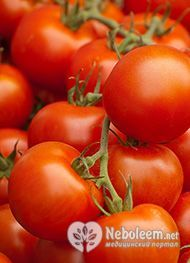 Калорийность помидоров