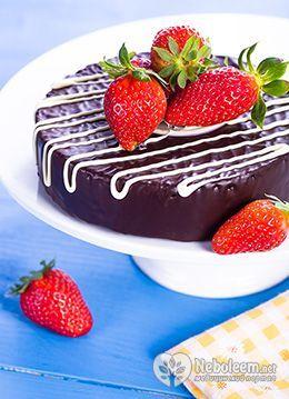 Калорийность тортов