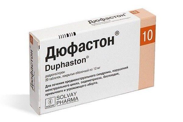 Лечение Дюфастоном