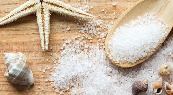 Псориаз лечение солью