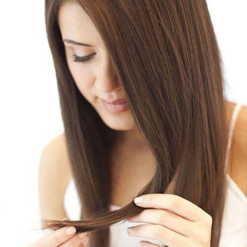 Маски для волос против секущихся кончиков