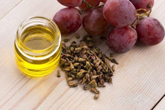 Масло виноградной косточки для волос: энциклопедия рецептов