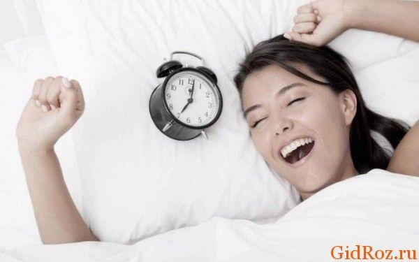 Обильное утреннее потоотделение