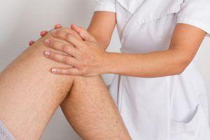 Особенности выполнения массажа коленного сустава