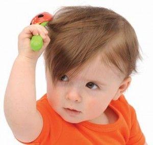 От чего появляется алопеция у детей