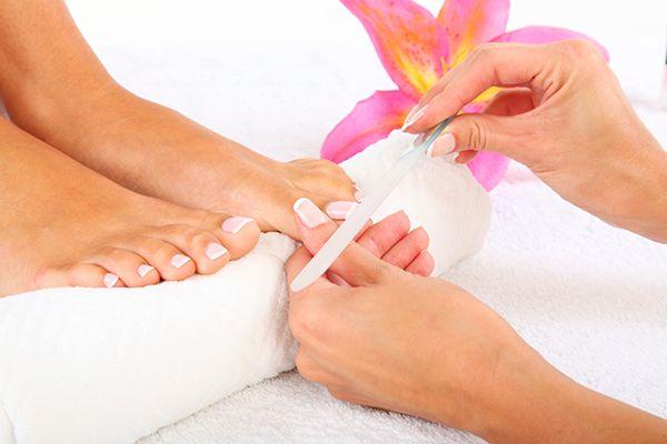 Парафинотерапия для омоложения ног