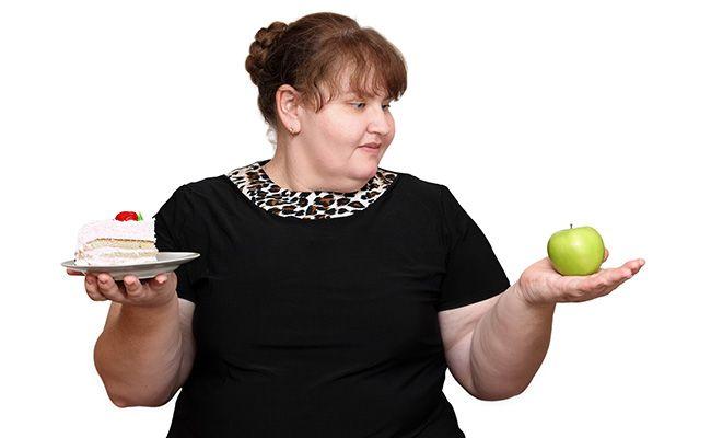 Питание при ожирении: на что обратить внимание