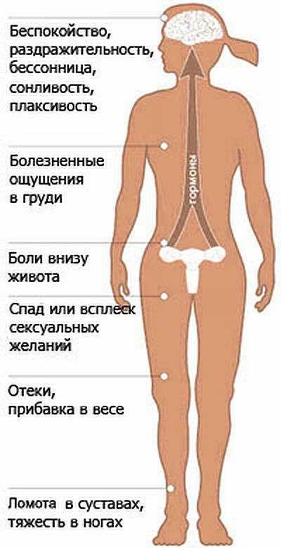 Пмс: симптомы, лечение, причины, отличие от беременности