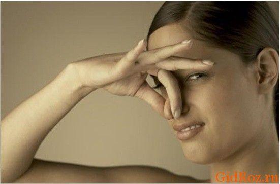 О чем свидетельствует запах пота?