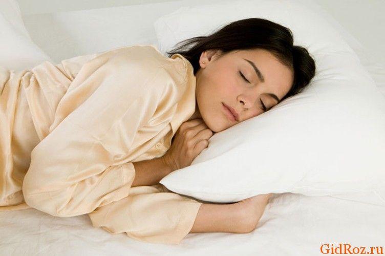 Когда пот мешает спать