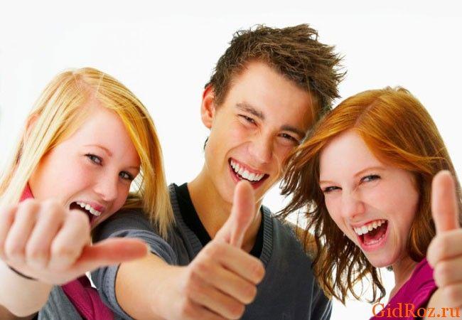 Подростковая потливость. Как бороться?