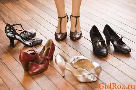 Не жалейте денег на качественную обувь! Иначе от пота не избавиться!