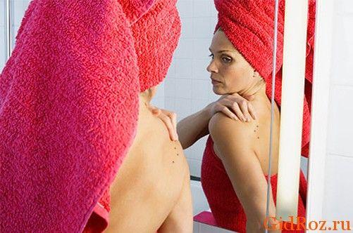 Потливость спины – это  повод посещения врача