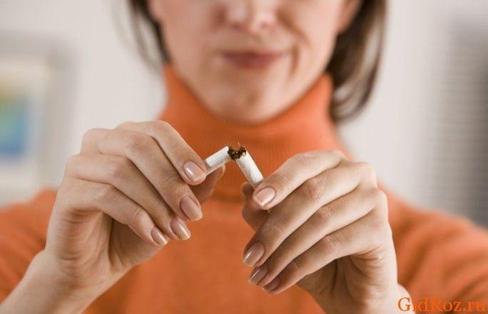 Совместимы ли укол от пота и курение?