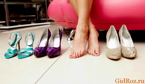 Как сделать, чтобы обувь не пахла потом?