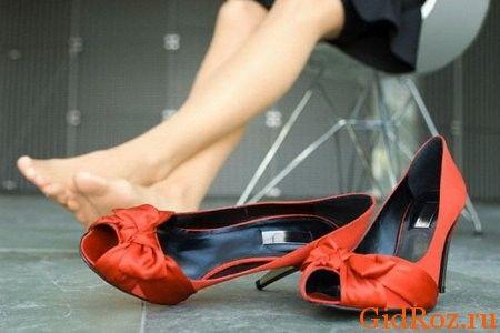 Так почему же потеют ноги? Причины различны, например, стрессы!