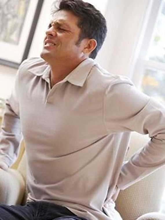 Причины боли в спине в области поясницы