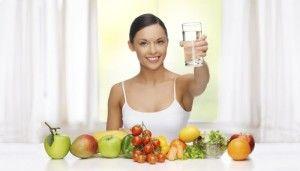Применение диеты при варикозе
